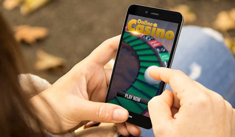 online casino advantage
